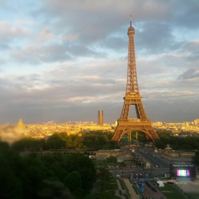 Nice view 2 #paris (Pris avec instagram)