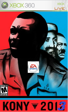 EA Announces Kony 2013 at the Electronic Entertainment Expo (E3)