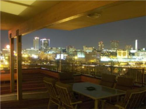 1845 Summit - Westside KCMO - Great View - cool contemporary. My dream home.