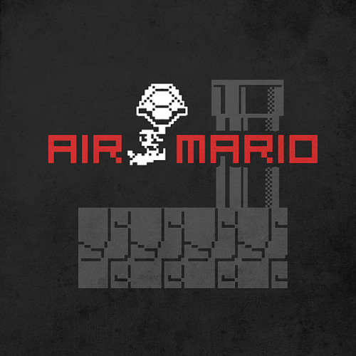 air mario by JERBINGdesigns http://jeremybingham.com