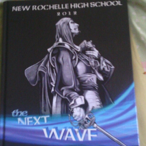 My yearbook :)  (Taken with instagram)