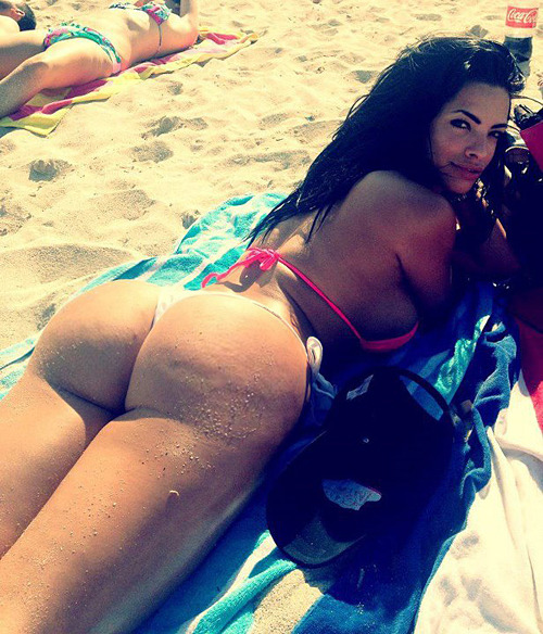 Booty on the Beach