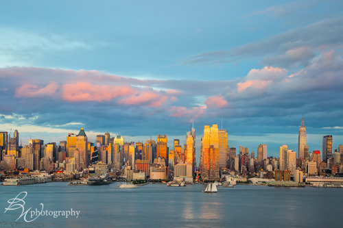 I love New York! by betty wiley