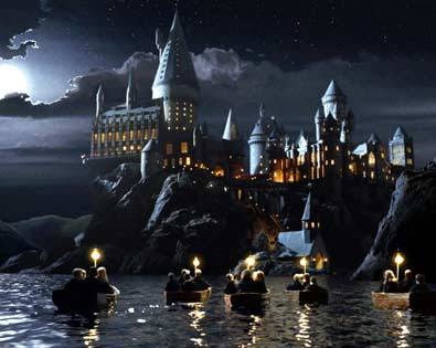 Anyone wanna run away to Hogwarts with me?