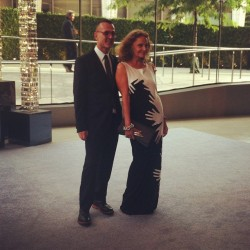 cfda:  @stevenkolb @dvf (Taken with instagram)
