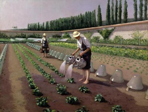 The Gardeners by Gustave Caillebotte, n.d