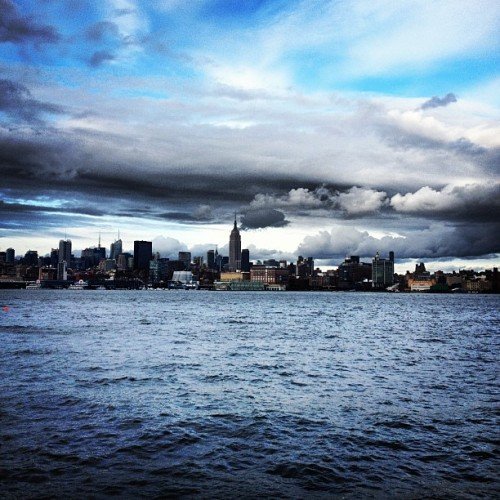 #newyork #skyline (Taken with instagram)