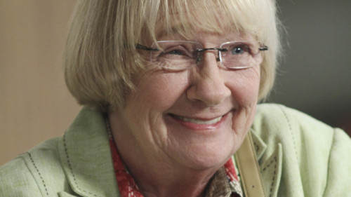 Aww Kathryn Joosten died? She was so great on Desperate Housewives.