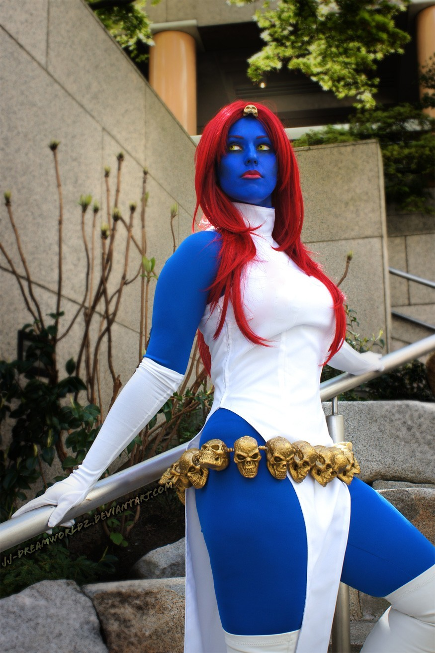 journeyintorandom:  Marvel cosplay.