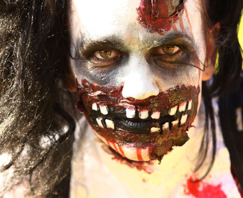 "A History of 'Real' Zombies Zombies are all the rage these days — on television, in movies, books and now in the news. Of course zombies aren't new — they were co-opted decades ago by pop culture, especially in George Romero's 1968 classic zombie film Night of the Living Dead. Or were they? Actually, notes Blake Smith, zombie aficionado and co-host of the monster-themed MonsterTalk podcast, ""Though many people think of Night of the Living Dead as being all about zombies, Romero never called them zombies; he wanted them to be ghouls. The public called them zombies, so the name stuck."" keep reading"