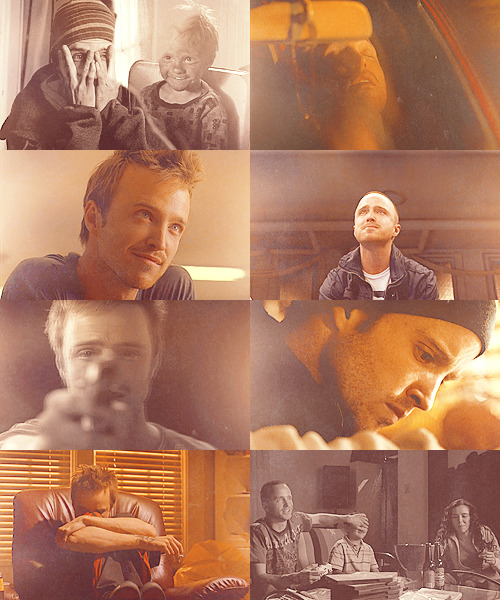 "janemargoliss:  tv meme → 9 characters → jesse pinkman  ""so, no matter what i do, hooray for me because i'm a great guy? it's all good? no matter how many dogs i kill, i just do an inventory and accept? i mean, you backed your truck over your own kid and you like, accept that? what a load of crap!"""