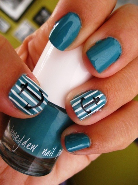 so nice for summer.. Don't forget to check out my nail blog, Tough as Nails :)