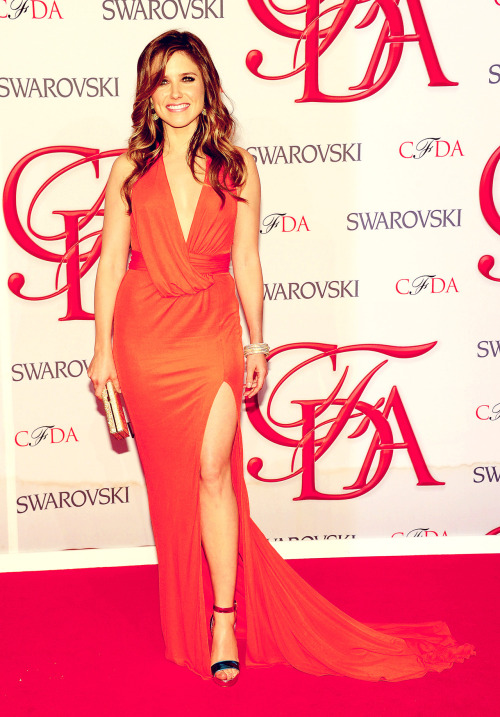Sophia Bush @ CFDA Awards | June 4th, 2012.