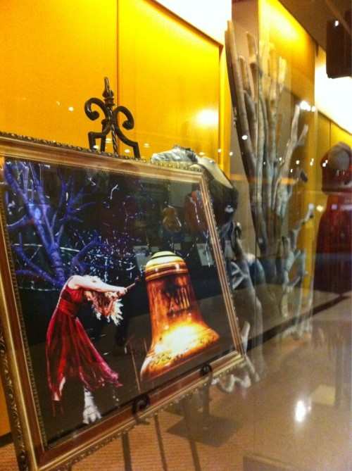 Taylor Swift: Speak Now -Treasures from the World Tour Exhibit at the Country Music Hall of Fame and Museum