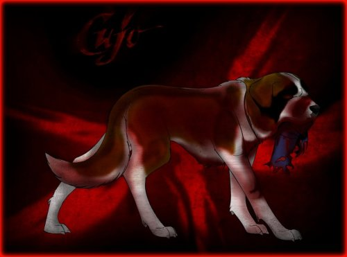 .:Cujo:. by ~Buru-The-Blue