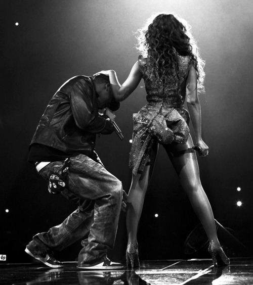hirailey:  Jay Z + Beyonce King + Queen  | I Am Sasha Fierce World Tour