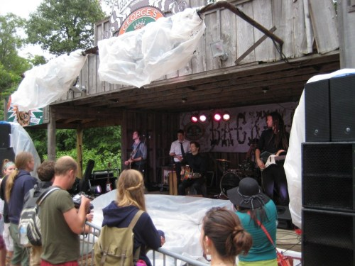 The Delta Saints performing Live at Wakarusa 2012 at Backwoods - 06.01.2012 [Mulberry Mountain, Ozark, AR] http://dougolas.tumblr.com/tagged/wakarusa