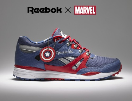 Hell yes, Reebok's coming out with Limited Edition Marvel kicks.  Click HERE for more shoes. e.g. Spider Man, Wolverine, Venom, Sabretooth, Red Skull, Deadpool