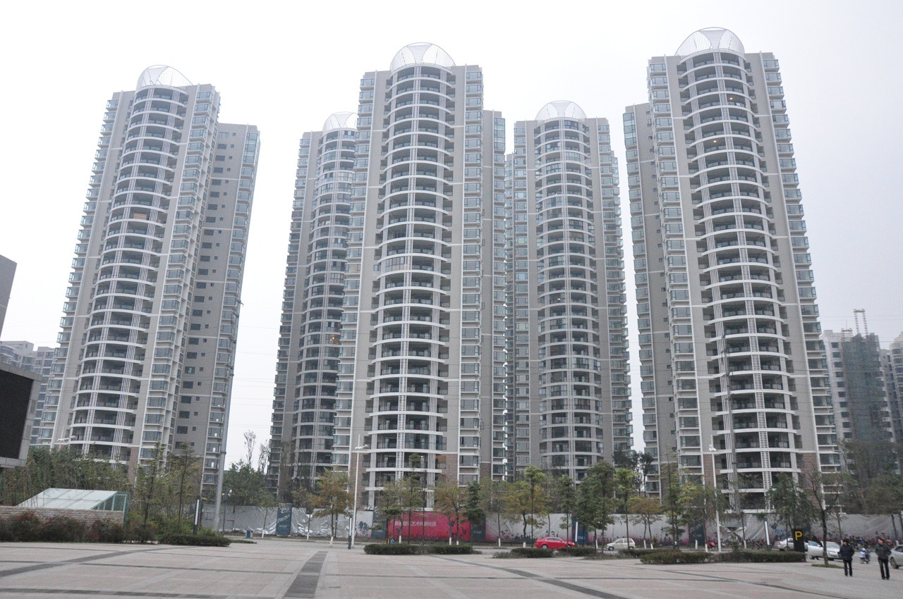 chengdu towers