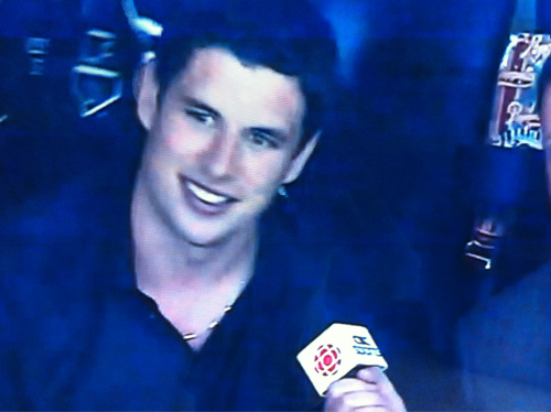 penguinsfan87:  Sid on CBC June 4 2012