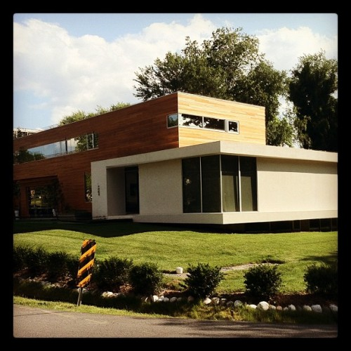 Awesome house in McLean. (Taken with instagram)