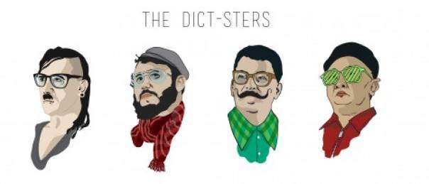 Ronallman: The Dic-sters Dictators with a hipster makeover. ha.