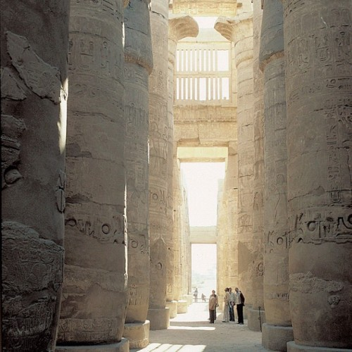whatwetalkingaboutldn:  Temple of Karnak #Egypt #holiday #sun  (Taken with instagram)