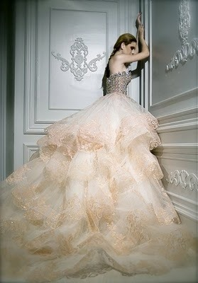 Wedding Dresses by Michael Cinco