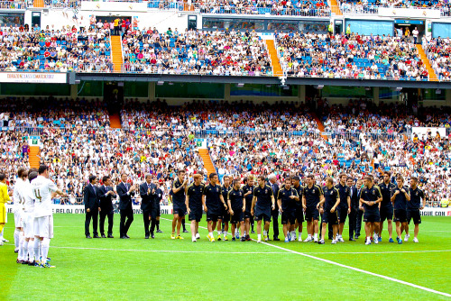 03/06/2012 Real Madrid Castilla at Bernabéu