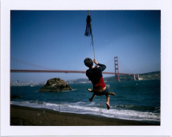 SUBMISSION: polaroidsf:  Road Trip: Marin Headlands