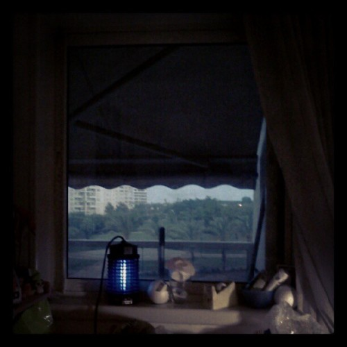 Good night (Taken with instagram)