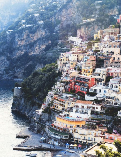 perfect-skies:  Positano, Italy