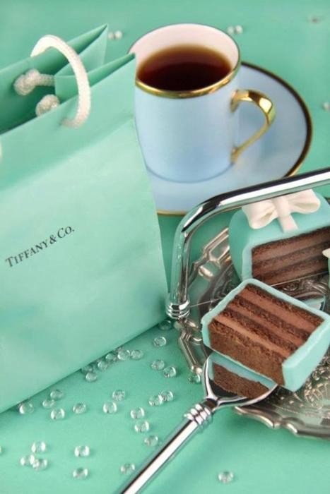 Who doesn't love Tiffany's?