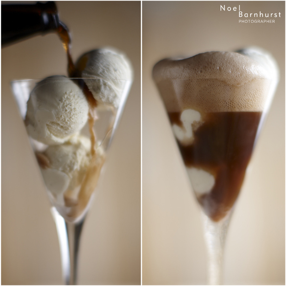 Root Beer Floats © Noel Barnhurst
