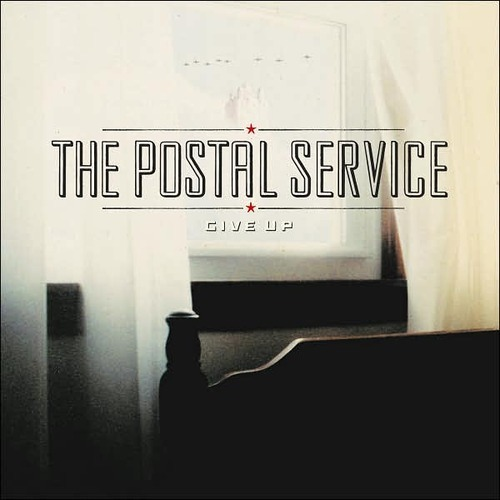 album of the day: give up, postal service