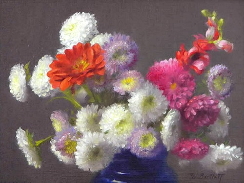 stilllifequickheart:  William Bartlett Spring Bouquet 2012
