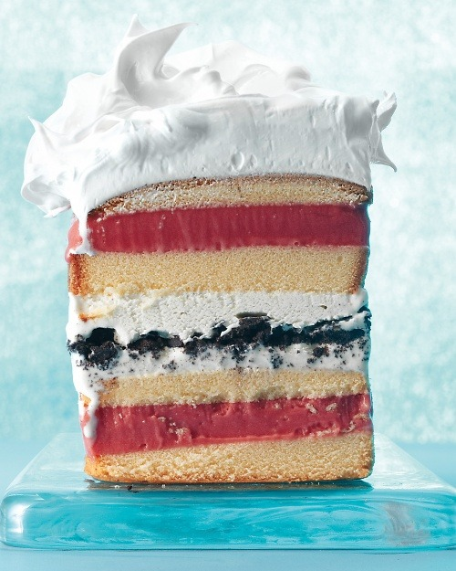 thecakebar:   7-Layer Ice Cream Cake