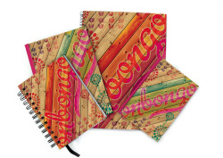 Note Book Cover for Onbongo