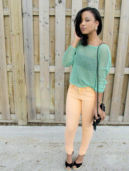 Color Blocking! (by LaToya Forever)