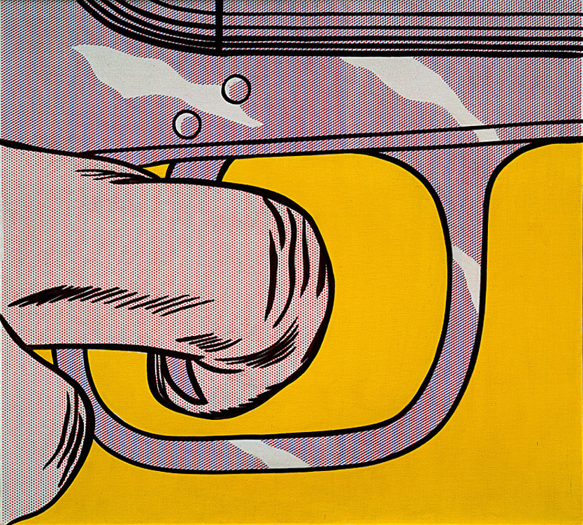 humanly:  Roy Lichtenstein