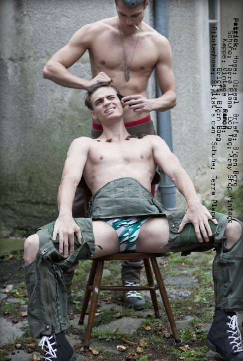 homotography:  A Viennese Boot Camp by Sam Scott Schiavo