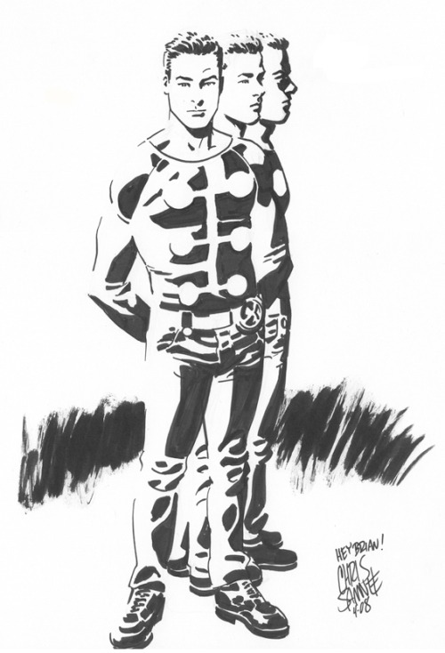 Madrox by Chris Samnee