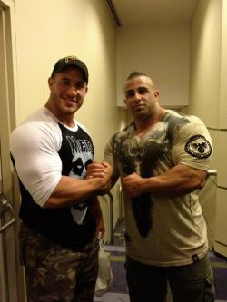 getnbiggrto:  Antoine Vaillant and Fouad Abiad - Canadian MASS