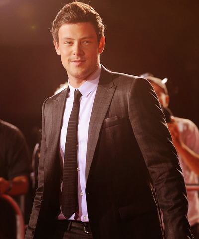 100 photos of Cory Monteith → 25/100