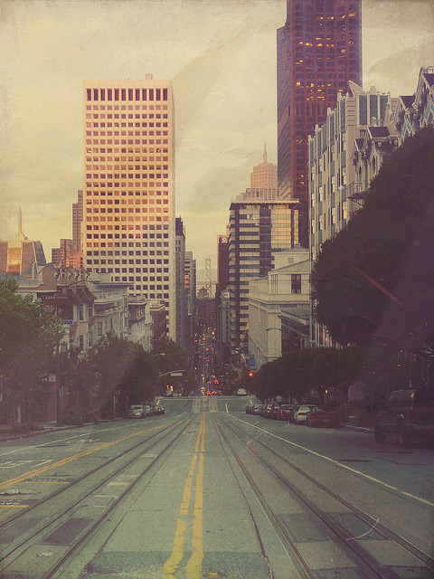 California St. by krystian_o on Flickr.
