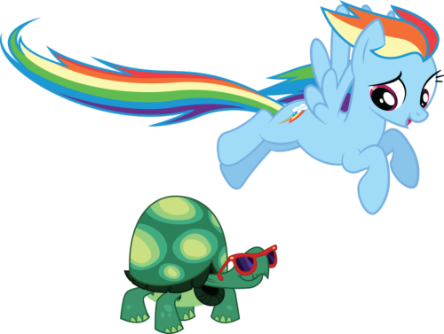 theponyartcollection:  Rainbow Dash - Tank by ~Quanno3