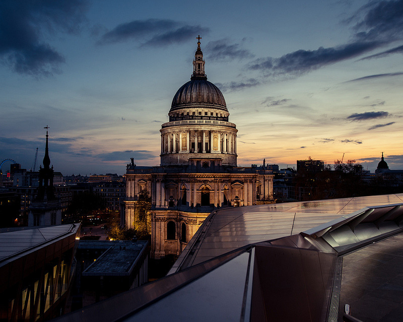 fromeuropewithlove:  St. Paul's Cathedral, London, England