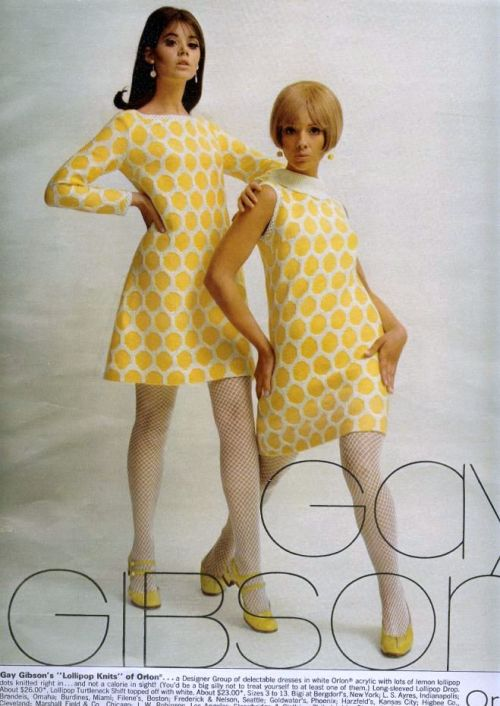 fuckyeah60sfashion:  Seventeen, February 1967.