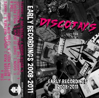 wwchd:  Discotays - Early Recordings 2008-2011 CHT 002