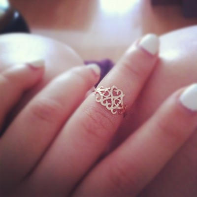 Ring #rings #accessory #Turkish #design #jj #style #ringlover  (Taken with instagram)